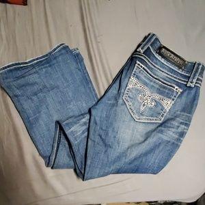 Rock Revival Blake Bootcut Jeans